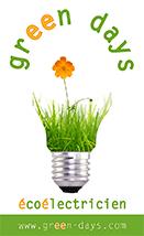 carte de visite électricien économie d'énergie - création une rousse à la rescousse, secrétaire indépendante