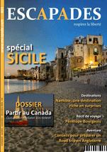 maquette magazine indesign - création une rousse à la rescousse, secrétaire indépendante