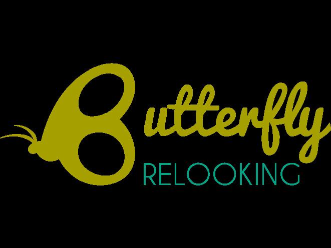 création de logo papillon relooking une rousse à la rescousse