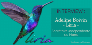 Secretaire Independante Interview Adeline Boivin Liria