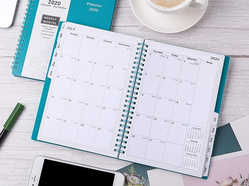 agenda-semainier-2020-planning-mensuel-secretaire-independante