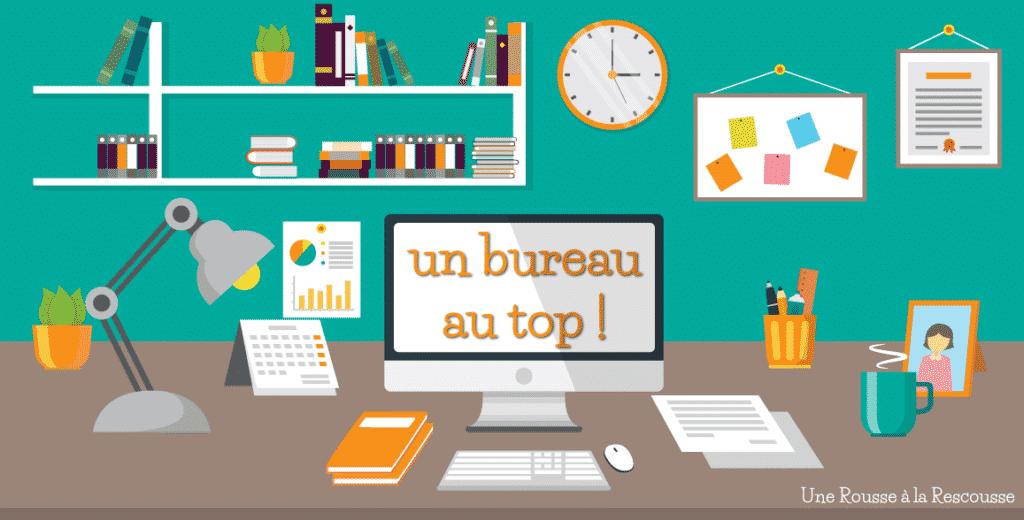 4 conseils pour optimiser votre bureau de secrétaire indépendante