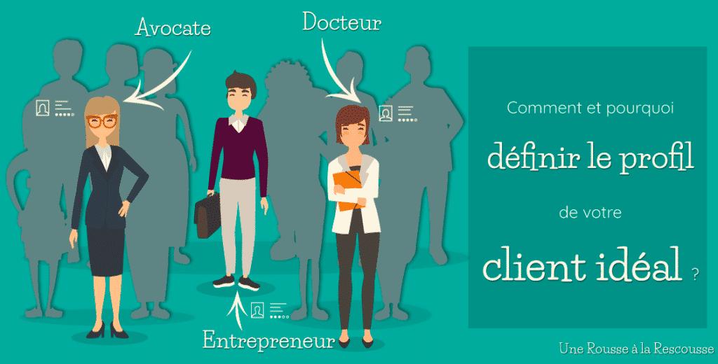 Pourquoi et comment définir le profil du client client idéal de la secrétaire indépendante ?