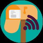 envoyez vos documents par internet ou courrier
