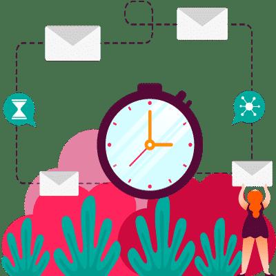 classer et planifiez vos emails