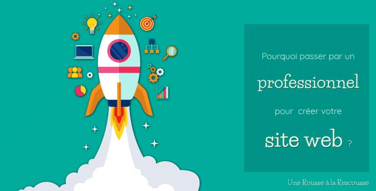 Pourquoi un entrepreneur ne doit pas créer son site web seul ?