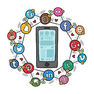 comment trouver une secrétaire indépendante sur les réseaux sociaux