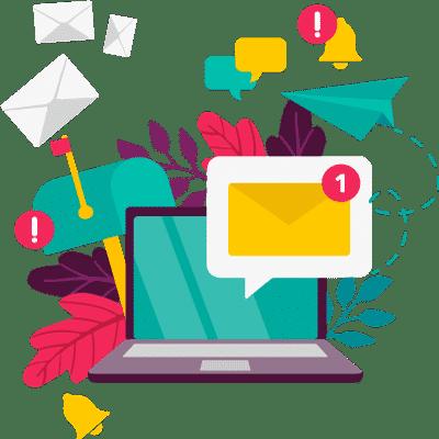 comment gérez-vous la réception des emails